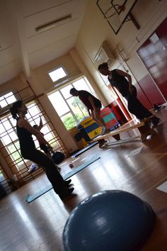 Circuit training @fitnesschrysalis