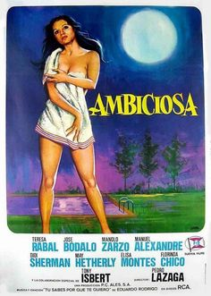 Ambiciosa (1976) - FilmAffinity
