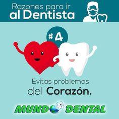 #SabiasQue las bacterias en el tejido periodontal entran pueden entrar en el torrente sanguíneo y afectar tu sistema cardiovascular. . Pues sí! Aunque no lo creas las enfermedades en el area bucal pueden afectar el resto de tu salud Así que cuídate! . #MundoDentalPty #DentistaEnPanama #Dentista #Sonrisas