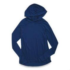 ACX Active Women's Popover Shirt with Hood