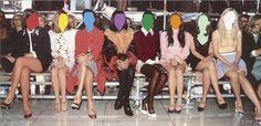 John Baldessari: Numbered Legs