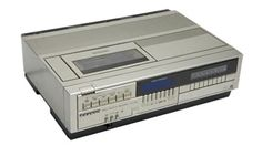We used to have a Beta vcr!