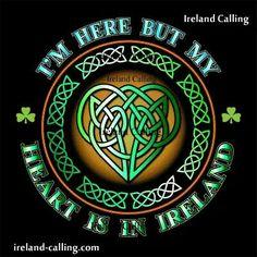 My Heart is in Ireland