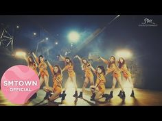 Girls Generation - Catch Me If You Can - YouTube