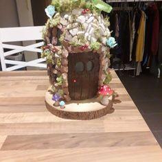 New design ready to sell #fairyhouse #fairydoor #fairygarden