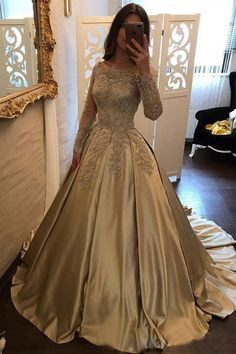 f868a031029 Ball Gown Off-the-Shoulder Satin Prom Evening Dress PG499. A Line Prom  DressesQuinceanera DressesLace Prom GownBall Gowns PromPlus Size ...