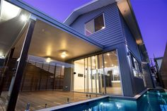 TFT Construction, Completed House - Wavell Heights Brisbane Builder