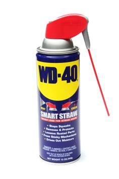 8 New Ways to Use WD-40: love the idea to prevent wasp nests from building on the eaves of a home