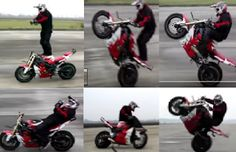 Crazy Vids: Bike Stunts