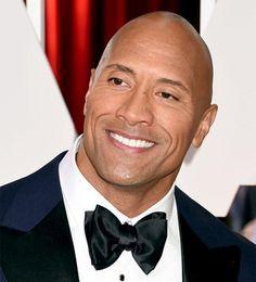 """Dwayne """"The Rock"""" Johnson is the selfie king."""
