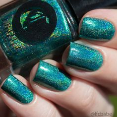 Cirque Colors LA TROPICALE  Just picked this one up and can't wait to give it a try!