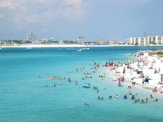 181 listings: Destin FL real estate, condos & homes for sale. Search Emerald Coast and homes online using established Destin realtors at Destin Real Estate, LLC Destin Florida, Destin Beach, Florida Beaches, Ocean Beach, Condos For Sale, Beach Photos, Summer Fun, Dolores Park, Places To Visit