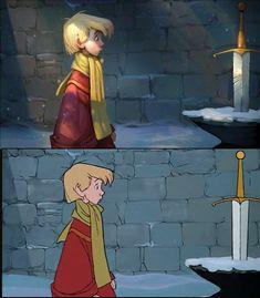 Disney screenshots digitally painted into lifelike caricatures