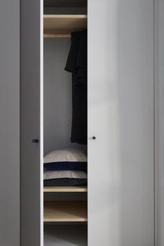 AMM blog: A minimal kitchen in shades of grey