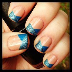 Instagram photo by  nataliehuppatz  #nail #nails #nailart