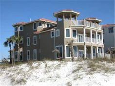 Destin Florida Vacation Rentals - Royal Beach Palace