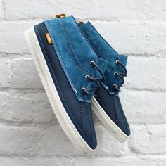 29cf5a934f Vans Chukka Del Pato CA Dress Blues (Pig Suede) California Collection Skate  Shoes
