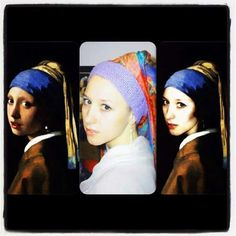 Girl with a Pearl Earring Het Meisjemet de Parel Johannes Vermeer