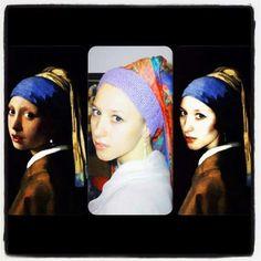Girl with a Pearl Earring Het Meisjemet de Parel Johannes Vermeer