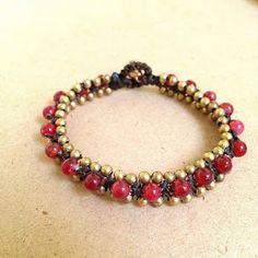 Macrame Tutorial : Boho Bracelet