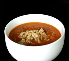 Tomato, Pepper, and Jack Soup