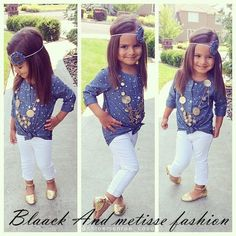 Girls fashion/ kids fashion