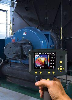 Quais as vantagens do uso da termografia para manutenção preditiva?