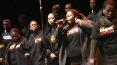 Walking On Sunshine with the Soweto Gospel Choir