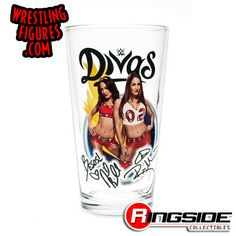 Bella Twins (Nikki & Brie) - WWE Tumbler   Ringside Collectibles