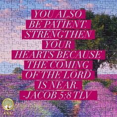 Jacob 5:8 TLV #tlvbible #quote #bible