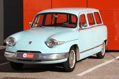 1965 Panhard PL 17 Break | F2, 848 cm³ | 50 PS