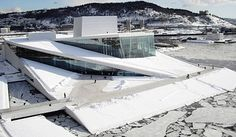 Snohetta  Norwegian National Opera and Ballet