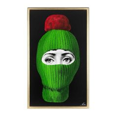 Discover the Fornasetti Lux Gstaad Panel  - Green at Amara