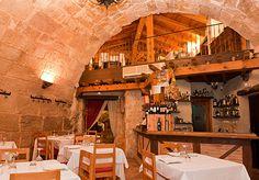Asador Restaurante Molino de Palacios en Peñafiel, #gastronomía tradicional y #vinos de la Ribera del Duero