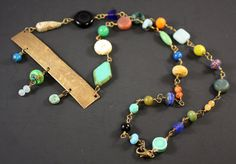 Unearthed Necklace by CraftyHope
