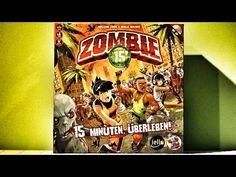 Zombie '15 - Brettspiel Test - Board Game Review #51 - YouTube