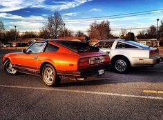 Dynamic duo  #Nissan #280ZX #TBT #friendsday : @s3idaltouqi