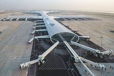 Awesome 23 The Amazing Airport Architecture https://vintagetopia.co/2018/04/03/23-the-amazing-airport-architecture/ Its design permits the ideal use of pure light, causing an energy demand that is lower than the average