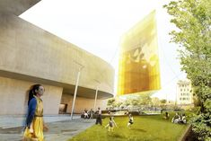 Project He by bam!  Winner of YAP(Young Architects Program)  MAXXI 2013.