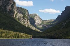 Newfoundland and Labrador Province Living here is like a dream