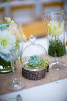 Holman Ranch, Carmel, CA wedding eco chic decor by Thomas Bui Lifestyle | thomasbuilifestyle.com