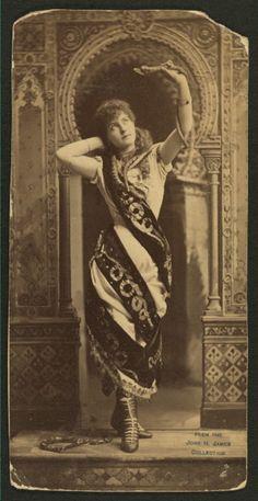 Actress Lillian Russell