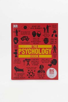 Slide View: 1: The Psychology Book: Big Ideas Simply Explained Book