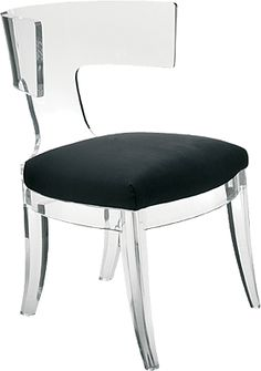 modern version of a klismo chair