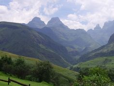 Cathedral Peak, Drakensburg where I want to be rright now
