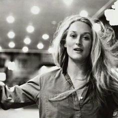 """""""Meryl Streep, 1979 """""""
