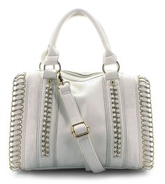 Imoshion® Capitol Satchel with Chain Trim