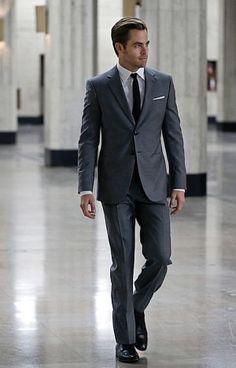 Alexa's Pick: Chris Pine as Chris