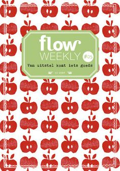 Flow Weekly 5-2015. Pattern by Suzanne Nuis