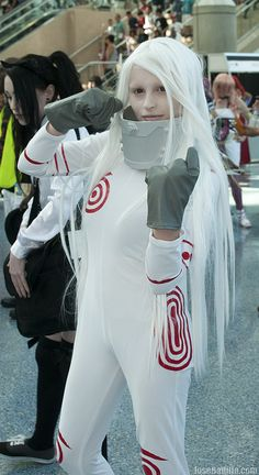 Shiro - Deadman Wonderland | Anime Expo 2013